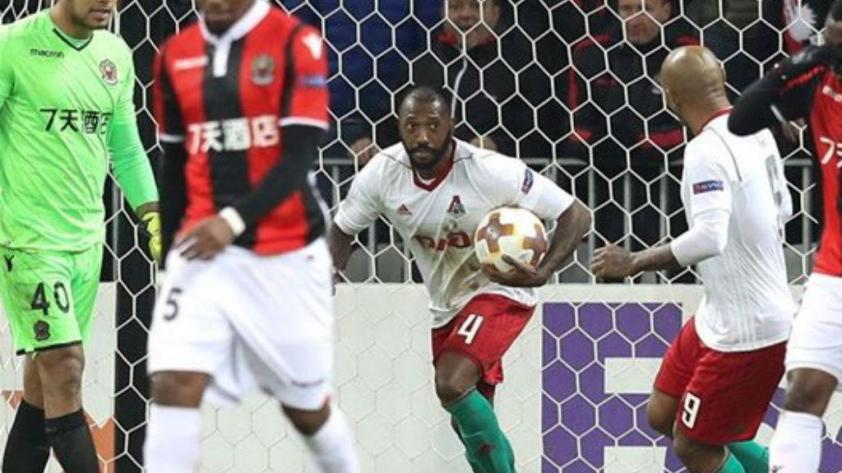 (VIDEO) Jefferson Farfán ingresó y Lokomotiv le dio la vuelta: triunfo ruso ante Niza por Europa League