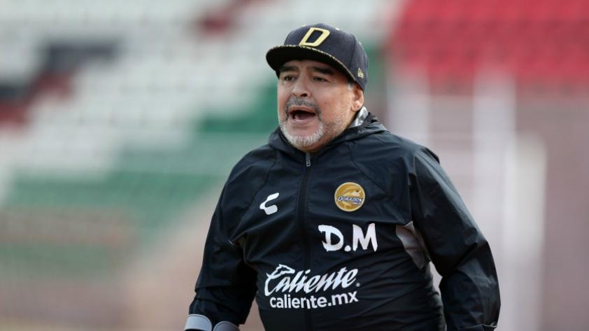 La palabra del 'D10S': Diego Armando Maradona no se calló nada y habló sobre la final de la Libertadores 2018