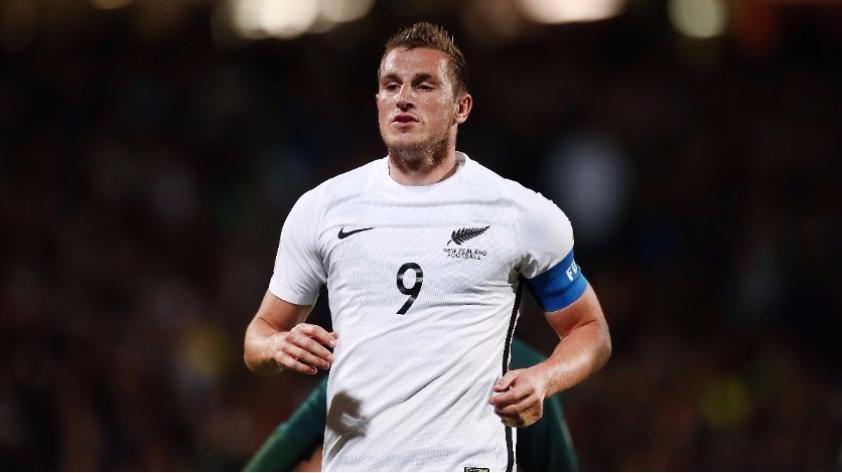 ÚLTIMO MINUTO: Chris Wood no será titular con Nueva Zelanda frente a Perú