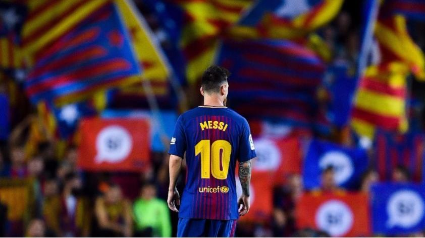 (VIDEO) ¿Marca personal a Lionel Messi? En España lo intentaron y esto fue lo que sucedió