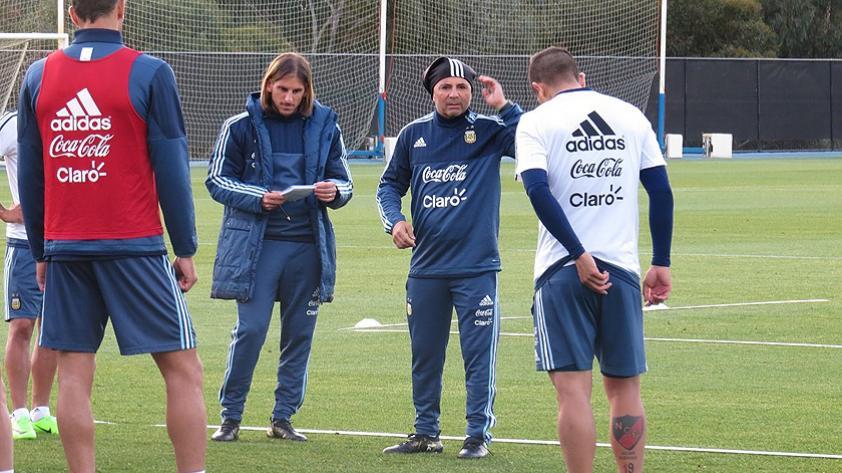 Las selecciones sudamericanas se preparan