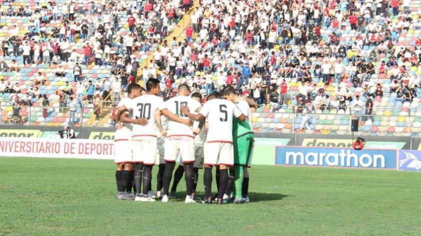 Torneo Clausura: la FPF se manifestó sobre el duelo entre Universitario y Unión Comercio