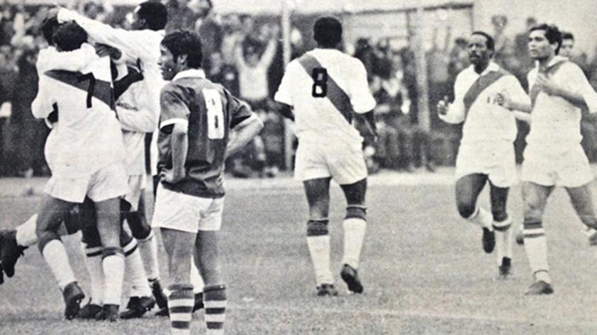 A 48 años del primer triunfo ante Bolivia por las Clasificatorias