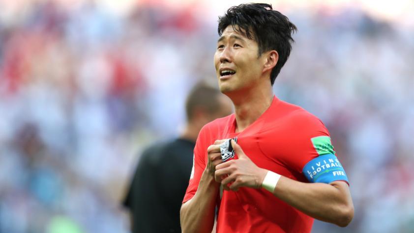 Corea del Sur le ganó 2-0 a Alemania por la tercera fecha del grupo F de Rusia 2018