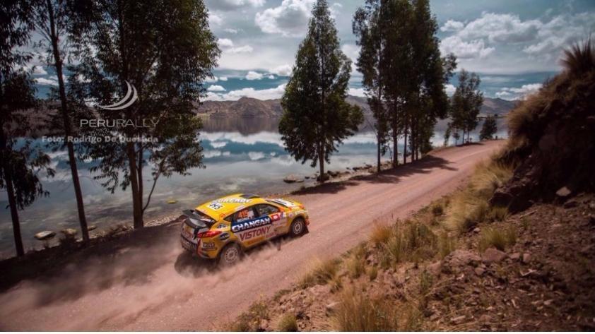 Caminos del Inca 2017: continúa la etapa 4 desde Cusco a Ayacucho