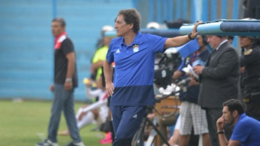 Sporting Cristal: Mario Salas y su análisis previo a enfrentar a Lanús por Copa Sudamericana