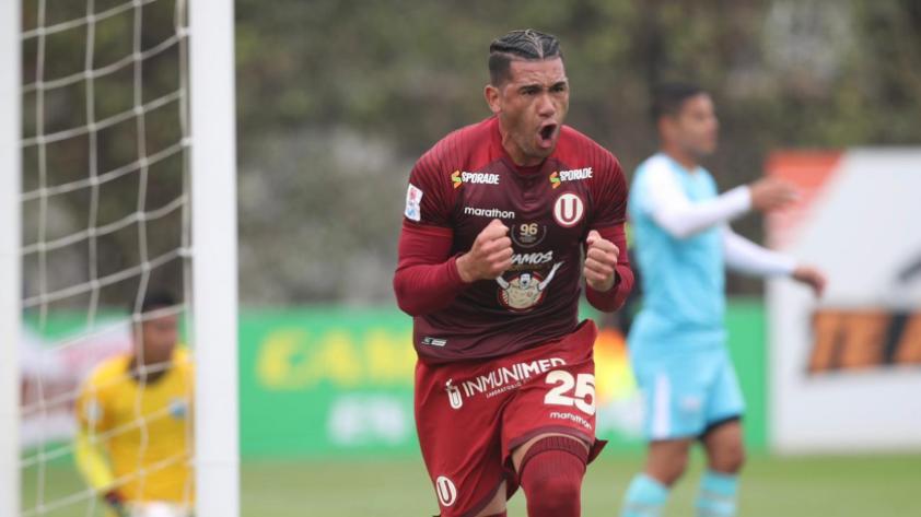 ¡En la cima! Universitario derrotó 1-0 a Deportivo Llacuabamba por la onceava fecha del Torneo Apertura