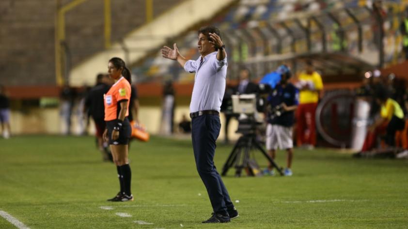 UTC en Copa Sudamericana: ¿qué dijo Franco Navarro luego del triunfo ante Rampla Juniors?