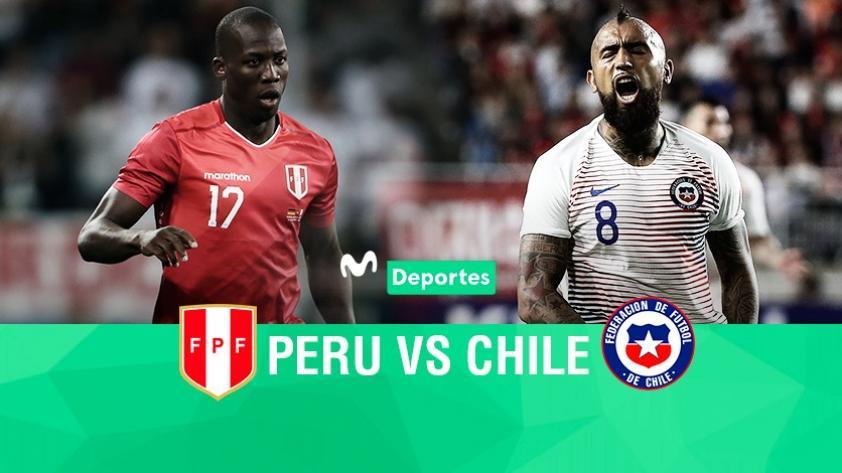 Perú vs. Chile: fecha, hora y canal del primer duelo amistoso en Estados Unidos