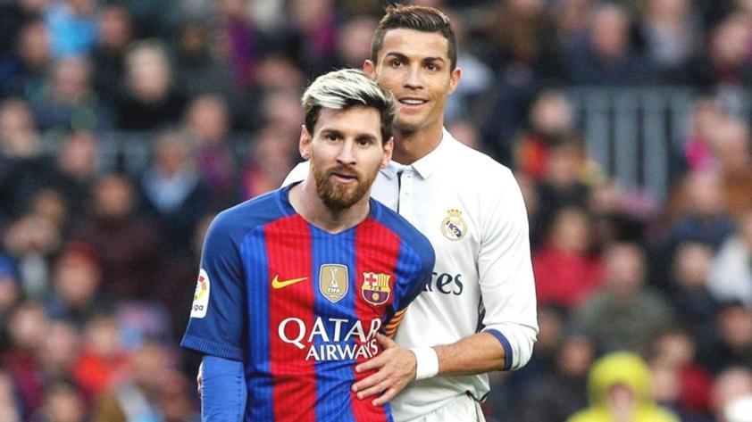 (VIDEO) Messi y Ronaldo, los héroes de nuestro tiempo