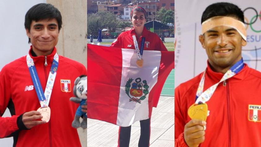 Perú se queda en el 7 lugar en los juegos suramericanos de Cochabamba