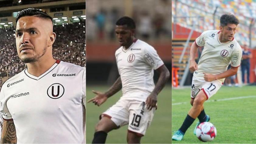 Universitario: Vargas, Quintero y Manicero descartados ante Ayacucho FC