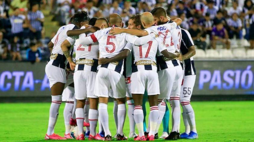 Liga 1 Movistar: Alianza Lima vuelve a los entrenamientos este lunes