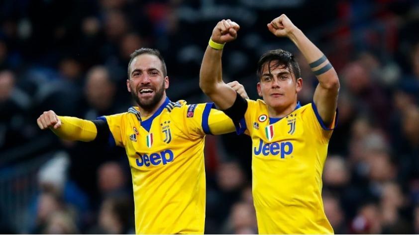 ¡Juventus venció 2-1 al Tottenham en Londres y clasificó a cuartos de final de Champions League!
