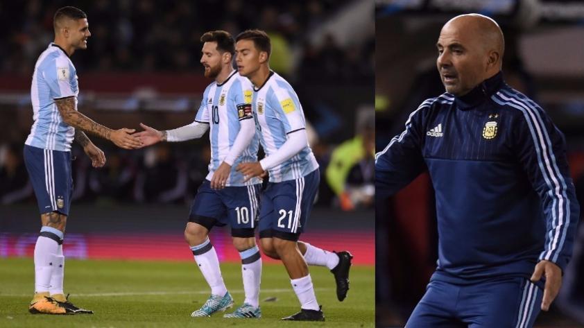 (VIDEO) ¿Cómo juega la Argentina de Jorge Sampaoli? Revisa este Análisis Táctico