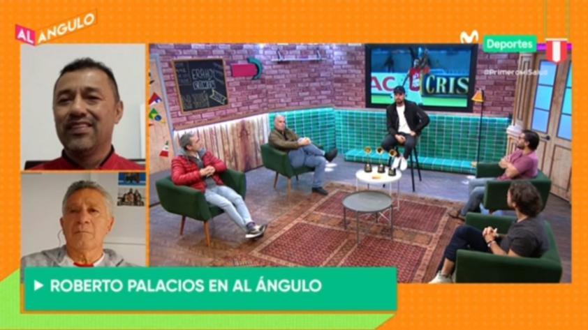 'El Chorri' Palacios en Al Ángulo: