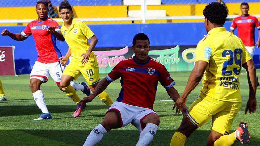 Unión Comercio se impuso 3-1 a Comerciantes Unidos en Moyobamba por la fecha 6 del Clausura