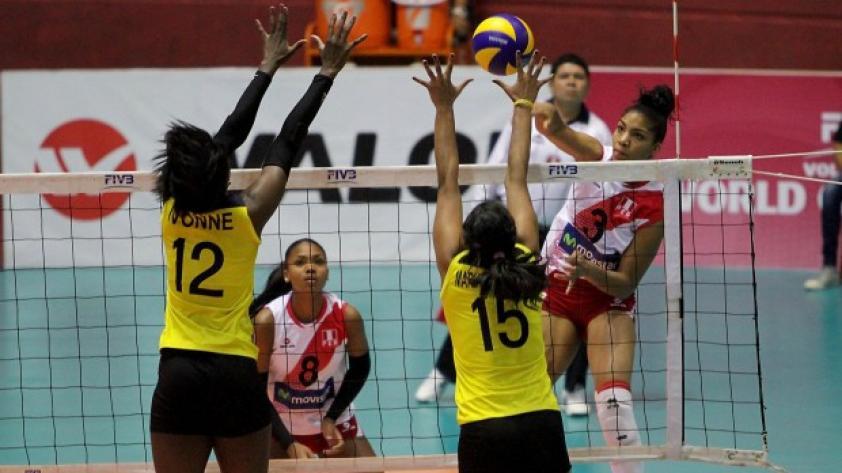 #ModoVóley: Perú cayó derrotado ante Colombia en el Sudamericano