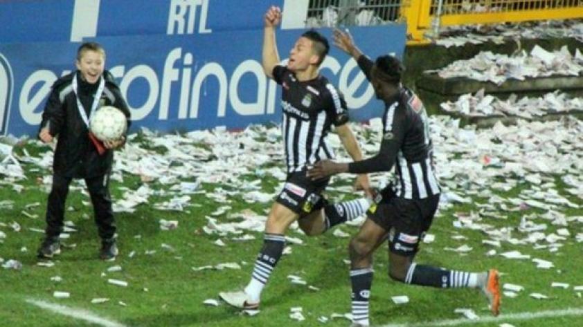 (VIDEO) Mira los golazos de Cristian Benavente en el Charleroi