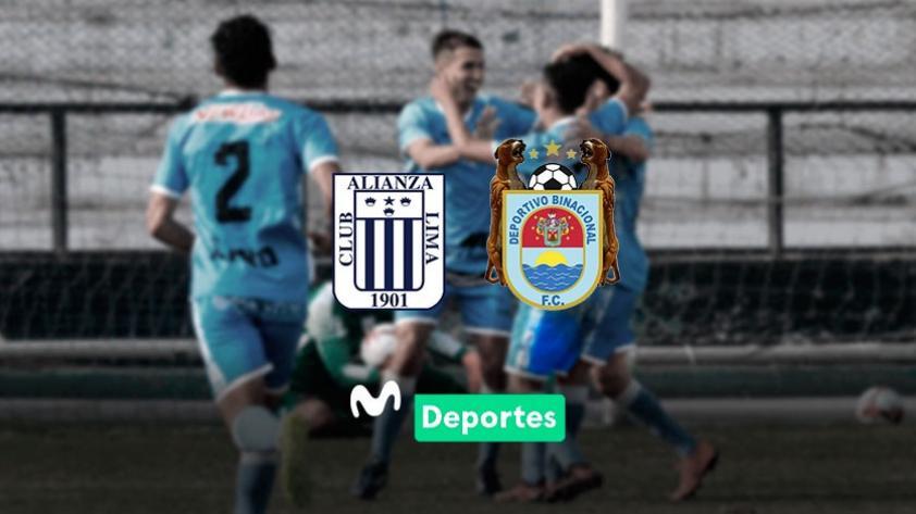 Binacional podría ser campeón del Torneo Apertura en Matute frente a Alianza Lima