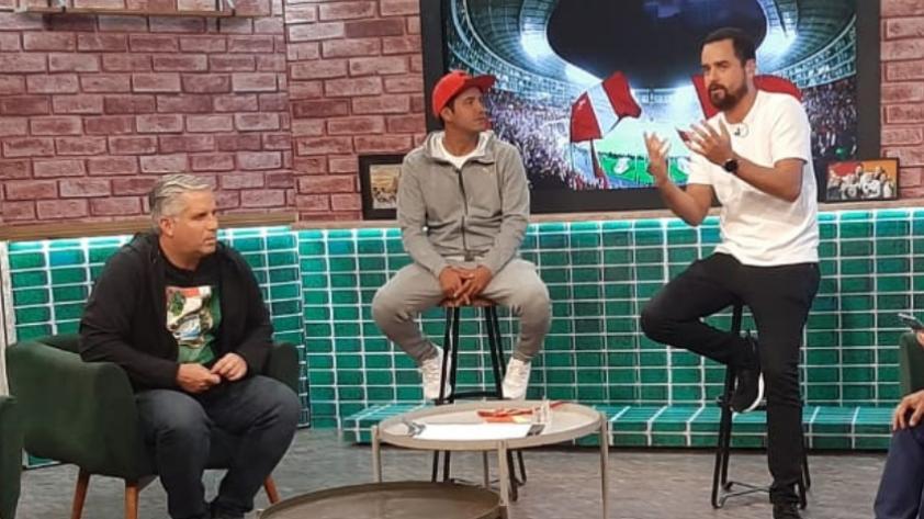 Reimond Manco en Al Ángulo: su opción de jugar en España, el sueño de una convocatoria a la selección y más (VIDEOS)