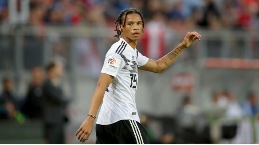 Selección de Alemania: Leroy Sané rompió su silencio tras no ser convocado
