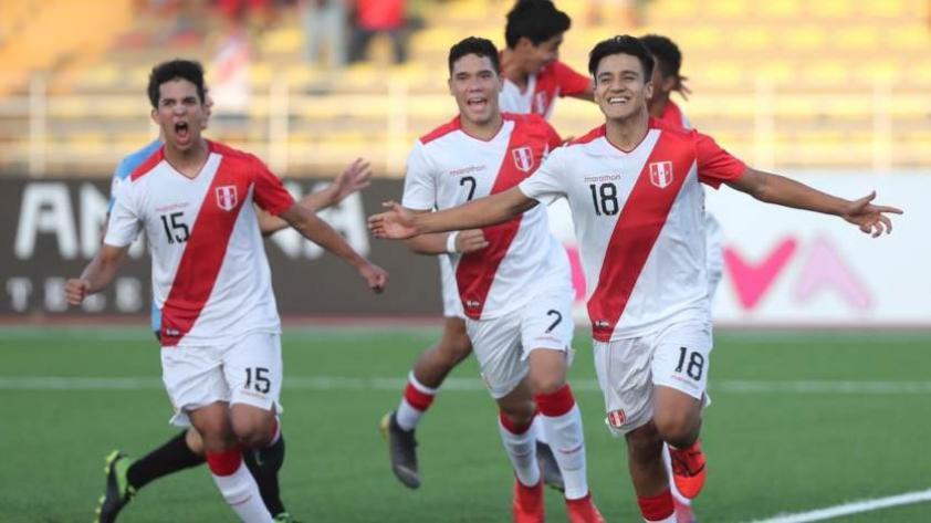 ¡En el último suspiro! Perú logra imponerse por 3-2 ante Uruguay en el hexagonal final