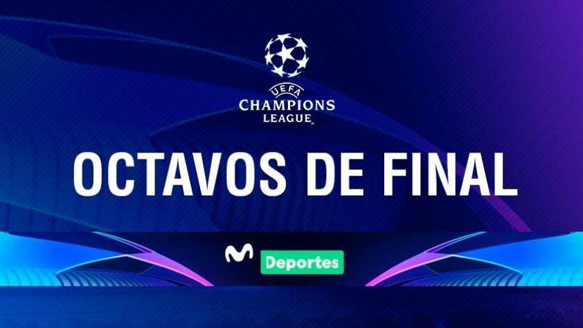 Champions League: partidos EN VIVO, horarios y canales de la vuelta de octavos de final