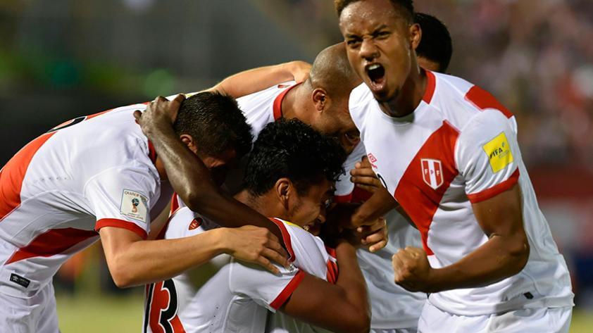 La clave: El 4-2-3-1 de Ricardo Gareca