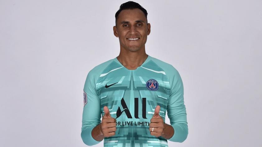 OFICIAL: Keylor Navas es nuevo jugador del París Saint-Germain