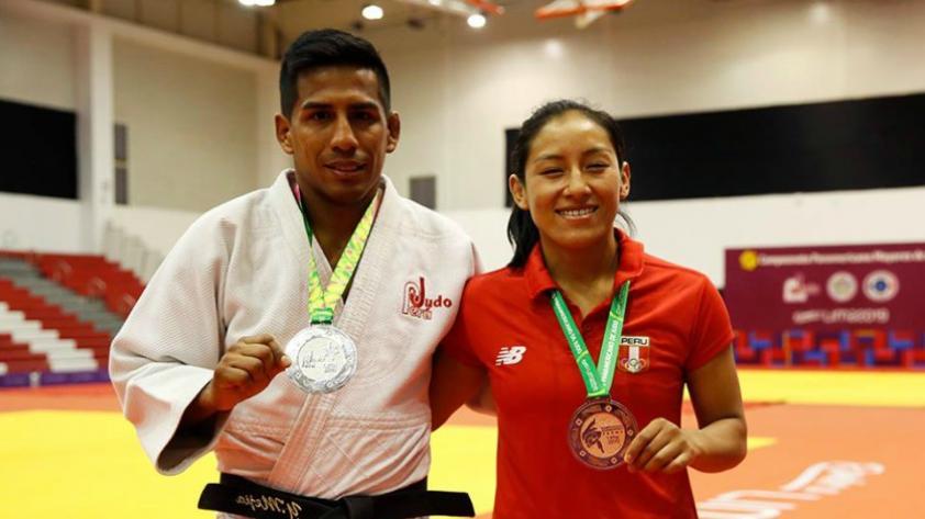 Arranque fabuloso: Perú se llevó dos medallas en el comienzo del Panamericano de Judo