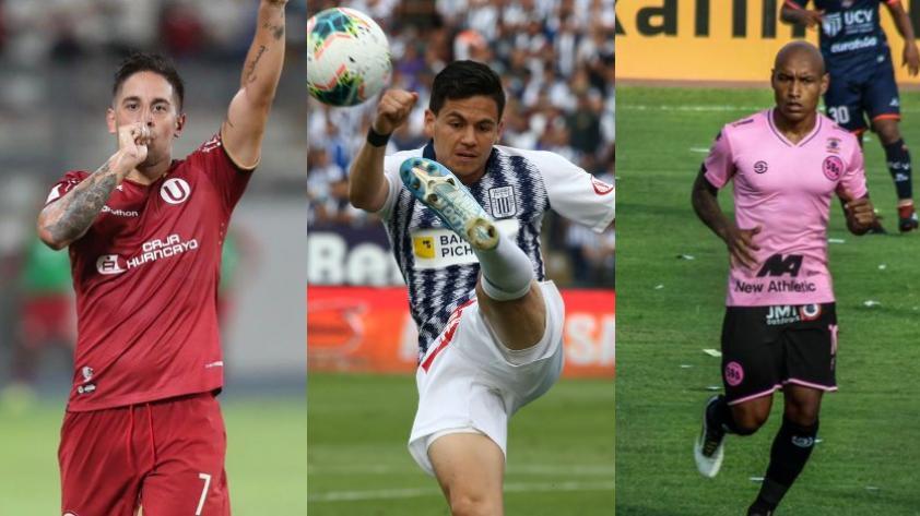 Liga 1 Movistar: estos son los jugadores que se perderán la fecha 1 del Torneo Apertura por suspensión