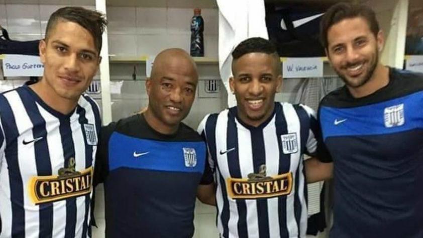 ¿Guerrero, Farfán y Pizarro jugarán juntos en Alianza Lima?, esto fue lo que dijo Gustavo Zevallos