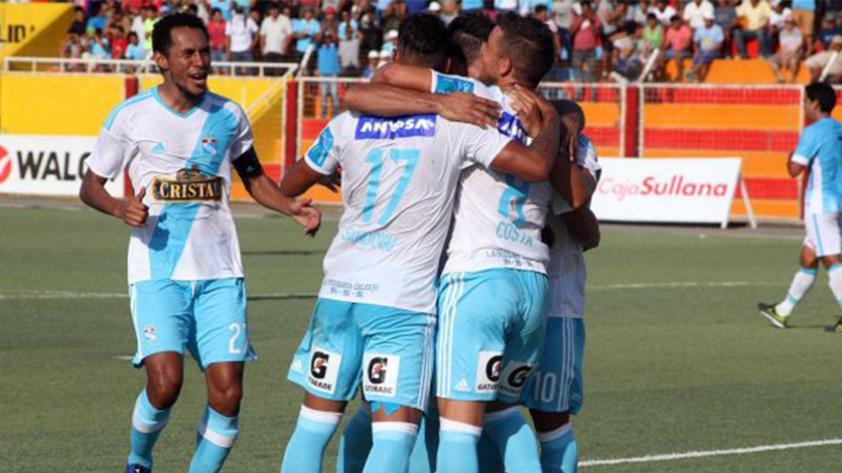 Sporting Cristal derrotó 2-3 a Alianza Atlético en Bellavista
