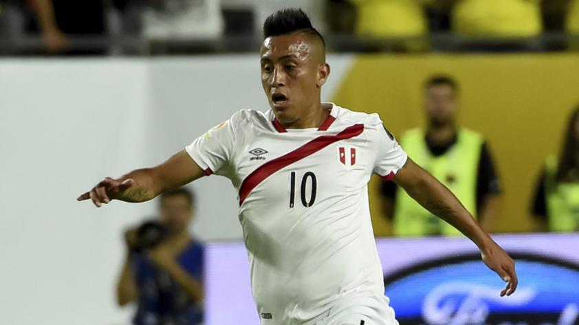 Christian Cueva manifestó su alegría por enfrentar a Francia en el Mundial