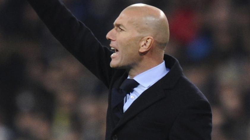 """Zinadine Zidane: """"Estamos mal porque es una derrota que duele"""""""
