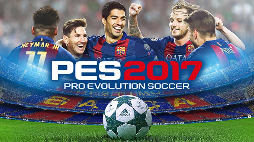 PES 2017: Se anuncia torneo nacional de videojuego de fútbol