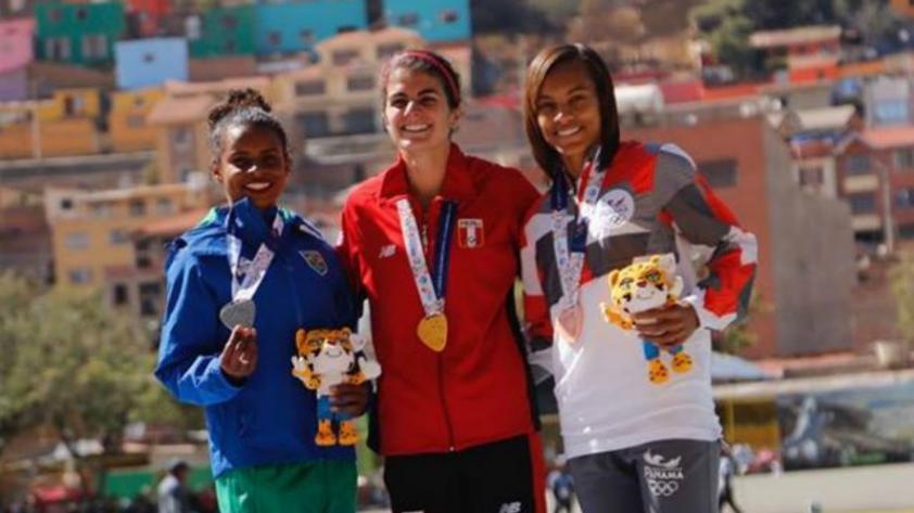 Juegos Suramericanos Cochabamba 2018: Paola Mautino hace historia en el atletismo