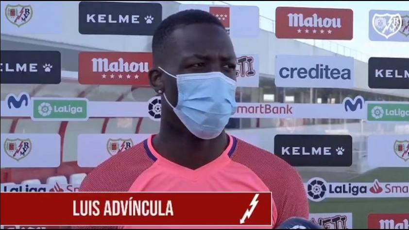 Luis Advíncula: