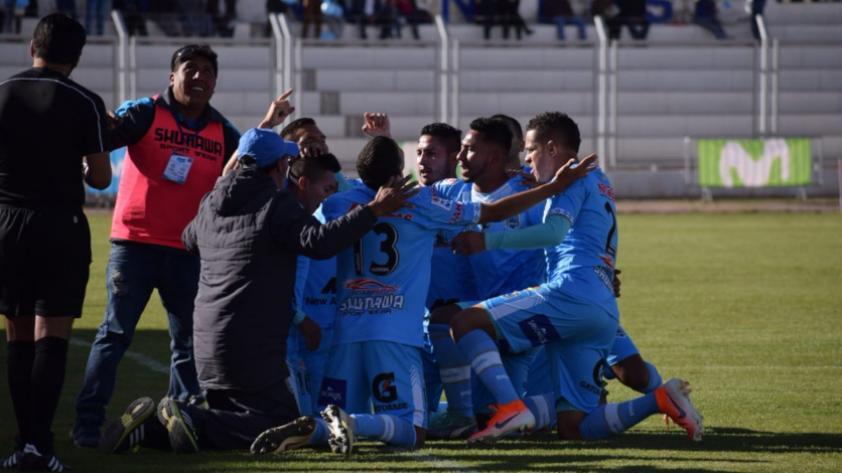 ¡El 'Poderoso' de la Liga 1 Movistar! Binacional derrotó 2-0 a Sport Boys y se consagró campeón del Torneo Apertura