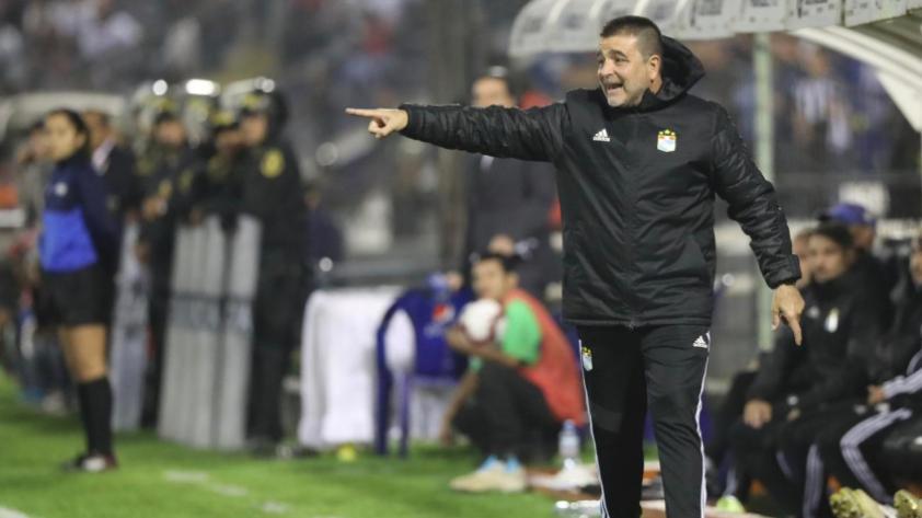 ¿Sporting Cristal fue superior a Alianza Lima? Así respondió Claudio Vivas