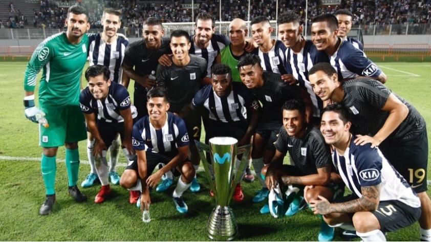 Alianza Lima venció 1-0 a Sport Boys y se coronaron campeones de la Supercopa Movistar