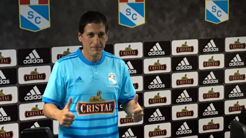 Sporting Cristal: Mario Salas respondió a la posibilidad de integrar un defensor central
