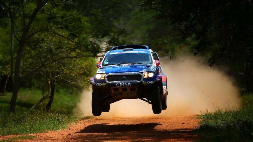 Dakar 2018 se toma un día descanso imprevisto por etapa cancelada
