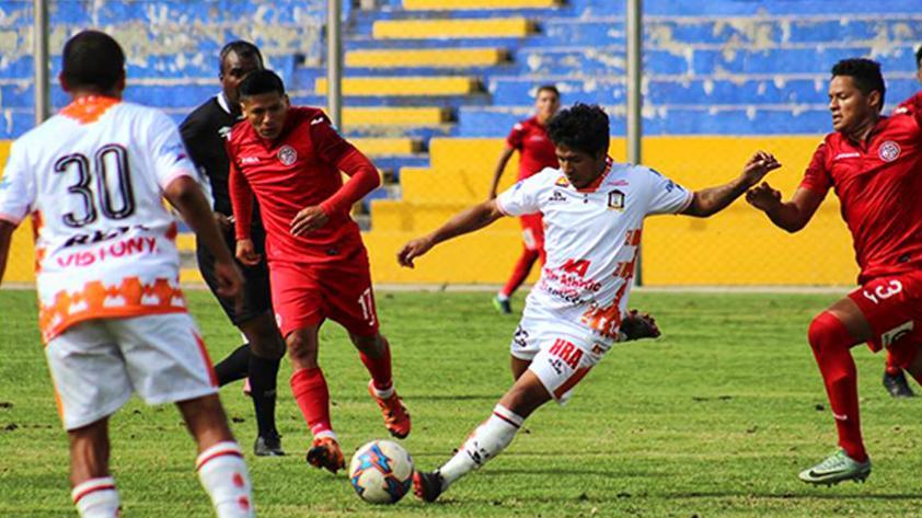 Juan Aurich derrotó 2-0 a Ayacucho FC por la fecha 6 del Torneo Clausura