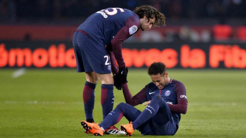 Neymar Jr: ''Tengo temor de volver a jugar''