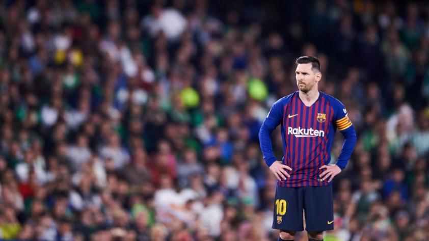 Un romance sin final: Barcelona planea renovarle de por vida a Lionel Messi