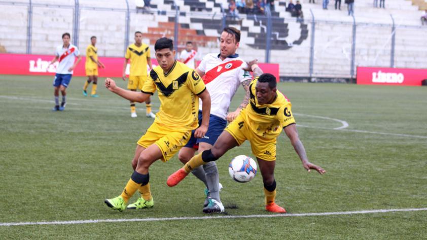 Deportivo Municipal derrotó 2-0 a Cantolao en el cierre de la fecha 3 del Torneo Clausura