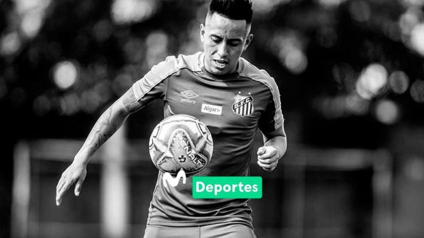 Tragedia en Brasil: Santos FC suspende la presentación de Christian Cueva en señal de respeto