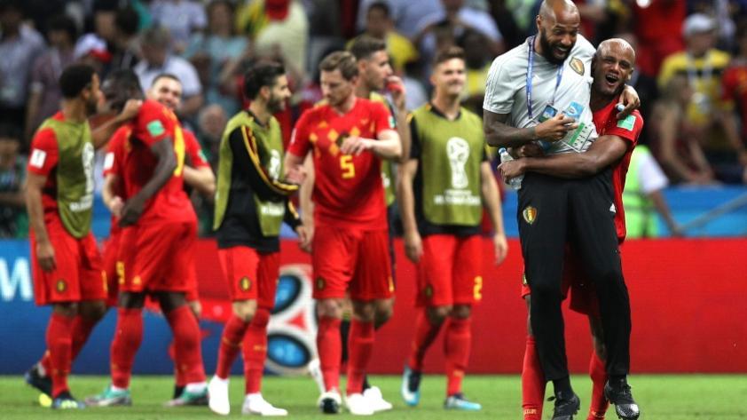 Thierry Henry, el arma secreta de la selección de Bélgica en Rusia 2018